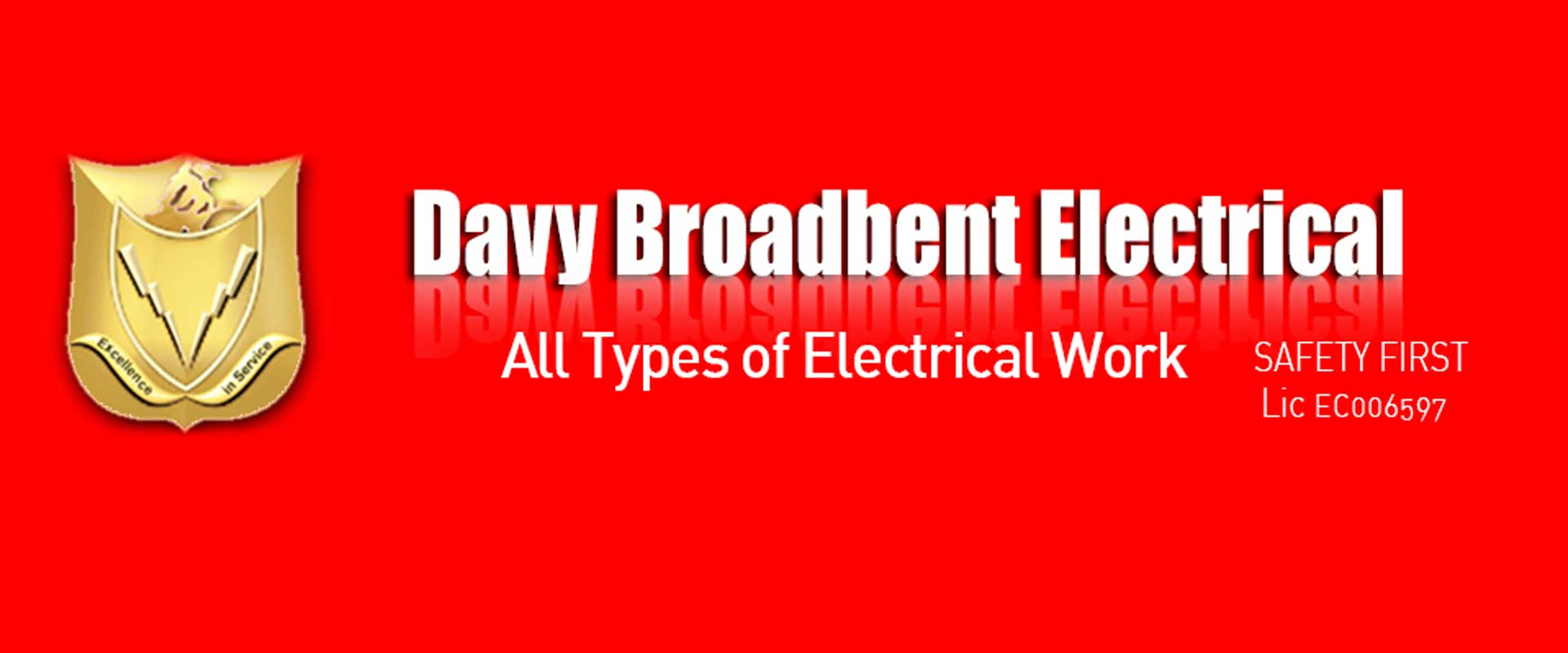 Davy Broadbent Electrical Contractor